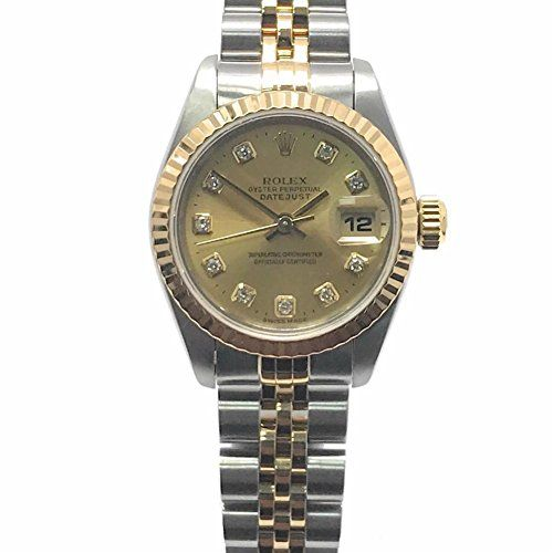 Rolex Datejust swiss-automatic womens Watch (Certified Pre-owned) 79173 ** Visit...