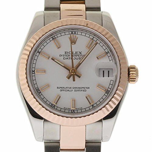 Rolex Datejust swiss-automatic womens Watch 178271 (Certified Pre-owned) -- Want...