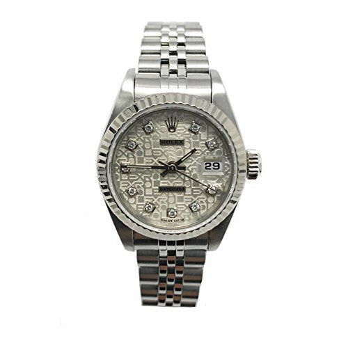 Rolex Datejust swiss-automatic womens Watch 69174 (Certified Pre-owned) ** Learn...
