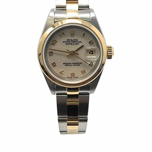 Rolex Datejust swiss-automatic womens Watch 79163 (Certified Pre-owned) ** More ...