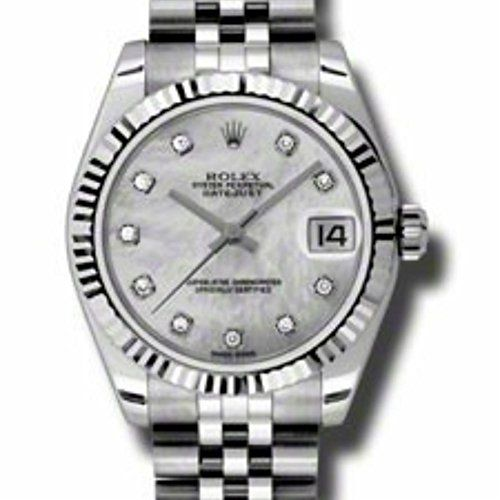 Rolex Datejust automatic-self-wind womens Watch 178274 (Certified Pre-owned) -- ...