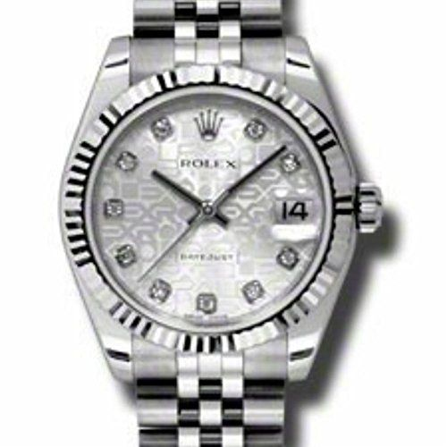 Rolex Datejust automatic-self-wind womens Watch 178274 (Certified Pre-owned) * C...