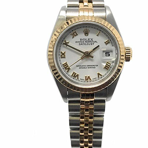 Rolex Datejust swiss-automatic womens Watch (Certified Pre-owned) 79173 *** Read...