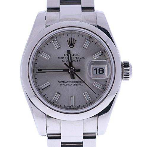 Rolex Datejust automatic-self-wind womens Watch (Certified Pre-owned) 179160 -- ...