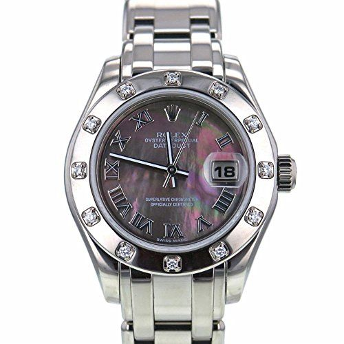 Rolex Datejust swiss-automatic womens Watch 80319 (Certified Pre-owned) -- Check...