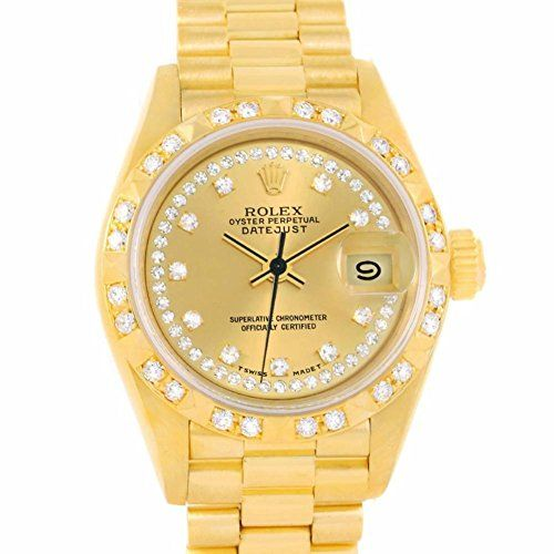 Rolex Datejust automatic-self-wind womens Watch 69258 (Certified Pre-owned) *** ...