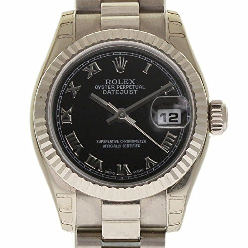 Rolex Datejust swiss-automatic womens Watch 179179 (Certified Pre-owned) -- Be s...