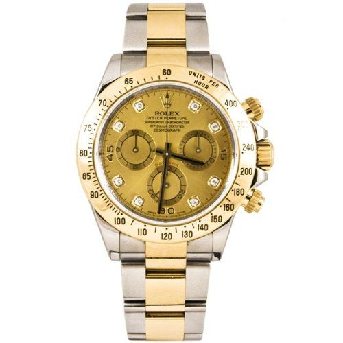 Rolex 40mm Stainless Steel