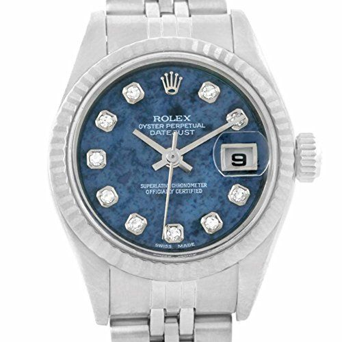 Rolex Datejust automatic-self-wind womens Watch 79174 (Certified Pre-owned) * Re...