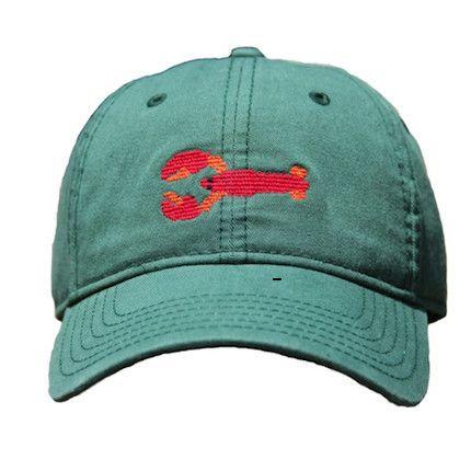 Lobster Needlepoint Hat #tistheseason #tuckernuck