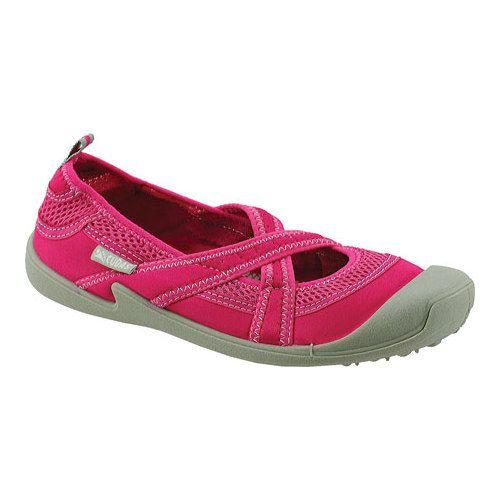Women's Cudas Shasta - Pink Water Shoes
