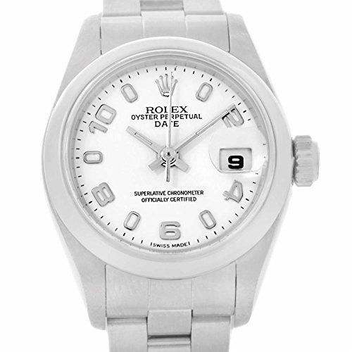 Rolex Date automatic-self-wind womens Watch 79160 (Certified Pre-owned) -- Read ...