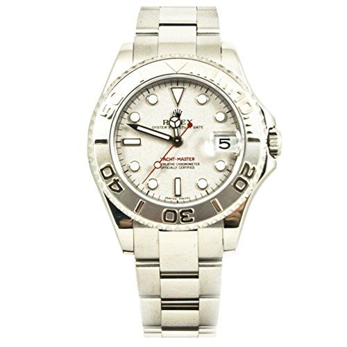 Rolex Yacht-Master swiss-automatic mens Watch 168622 (Certified Pre-owned) * Che...