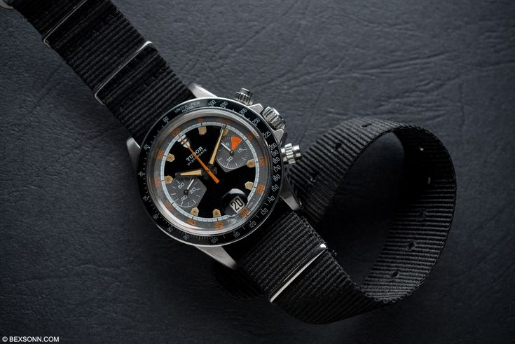 Hands-on with The Uber Rare Black Dial Tudor Monte Carlo 'Home Plate' – BE...