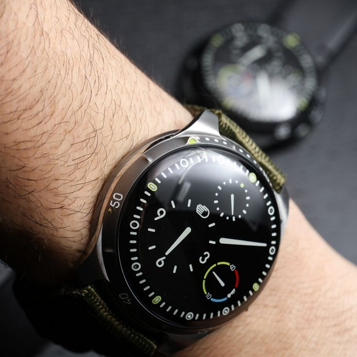 Ressence Type 5 Watch Hands-On Hands-On