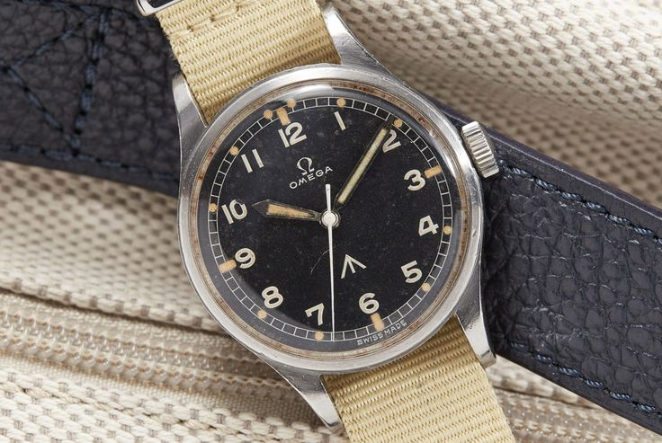 Three Vintage Military Watches You Can Buy in Pristine Condition