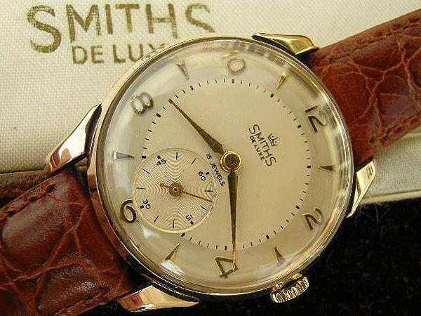 Vintage Smiths British Watches | Gold Everest | Sir Edmund Hillary