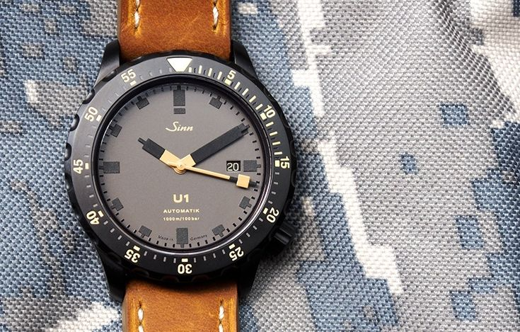 Sinn U1-D 'Dune' Limited Edition Watch Review - by Kenny Yeo - see the full revi...