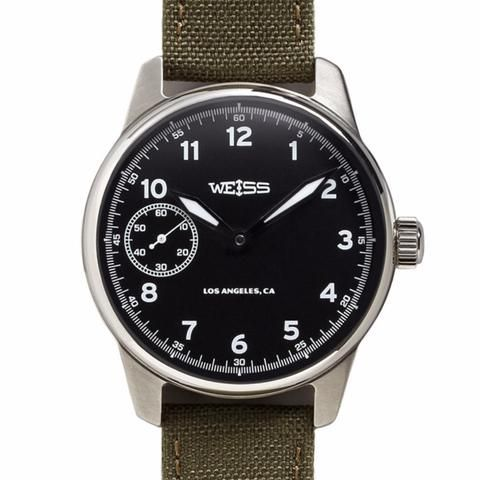 Watches   Weiss Watch Company