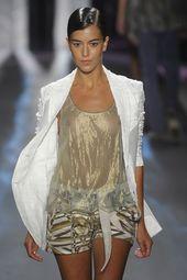 Custo Barcelona at New York Fashion Week Spring 2012