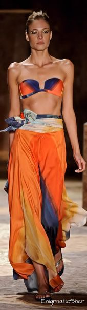 ÁGUA DE COCO Summer 2010 Ready-To-Wear