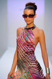Maui Jim - At the Aqua di Lara fashion show.  Style: Lilikoi