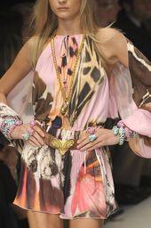 Blumarine at Milan Fashion Week Spring 2011