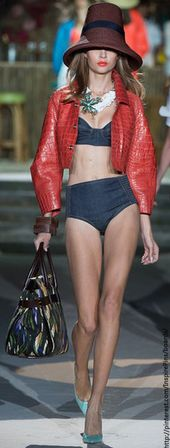 DSquared2 Spring/Summer 2014 Ready-To-Wear