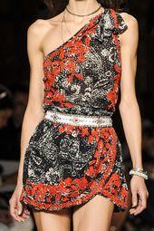 Isabel Marant at Paris Fashion Week Spring 2013