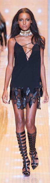 Versace at Milan Fashion Week Spring 2013