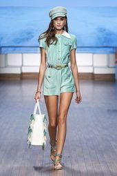 Elisabetta Franchi Ready To Wear Spring Summer 2020 Milan