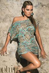 Alitan Kleedje van PHAX Swimwear Collectie: Spring 2013