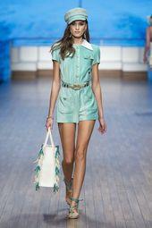 Elisabetta Franchi at Milan Fashion Week Spring 2020