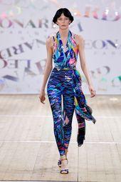 Leonard Paris Spring 2020 Ready-to-Wear Fashion Show
