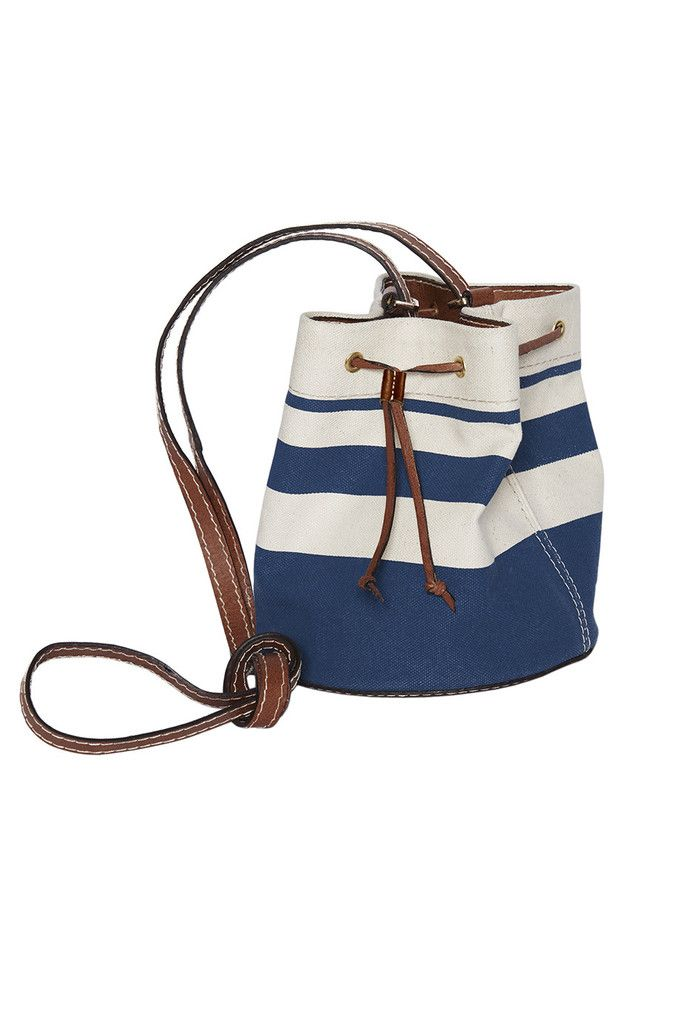 MDS Mini Bucket Bag