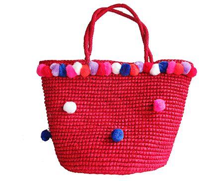 Luxury panama hats & straw handbags