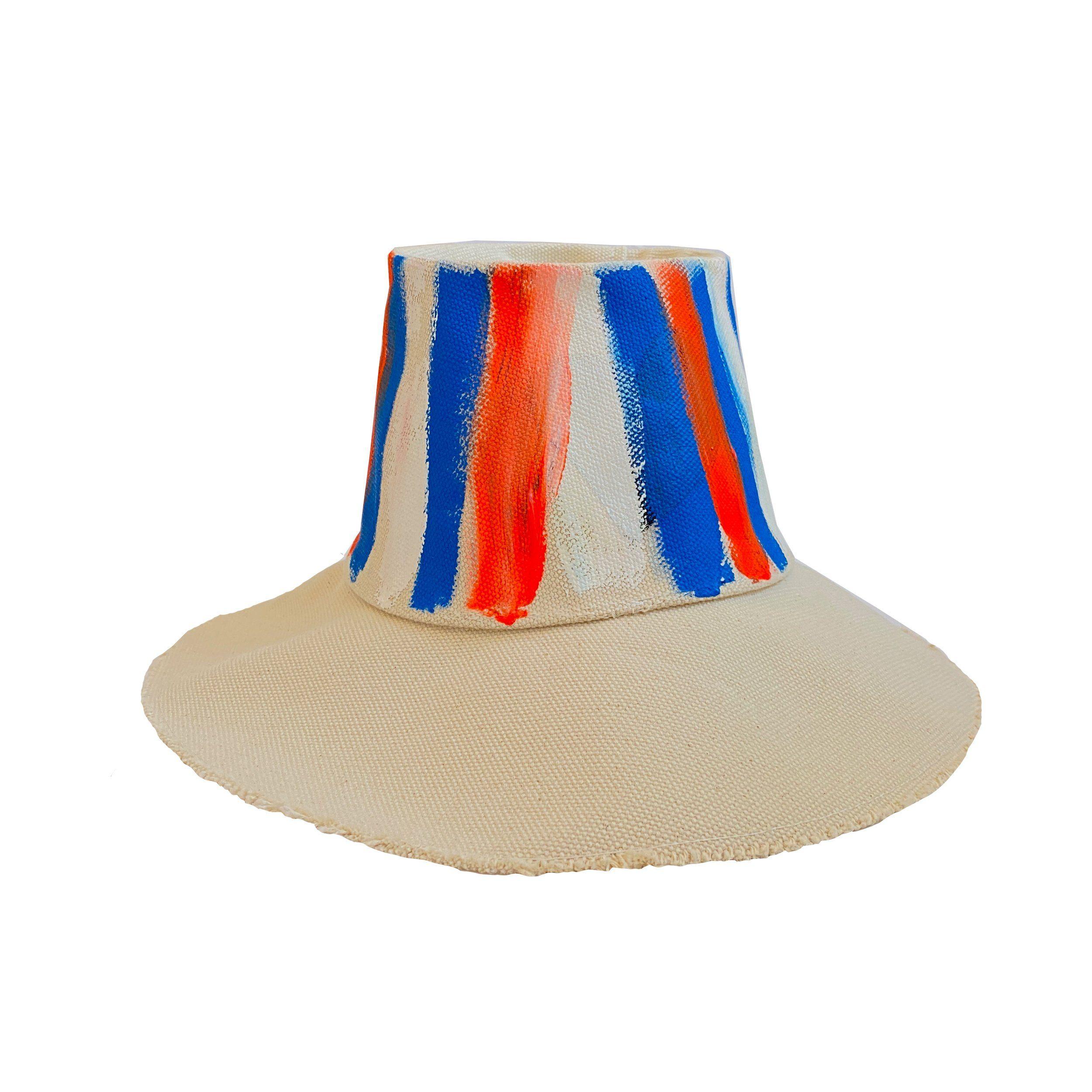 Sunny Daze Striped Hat