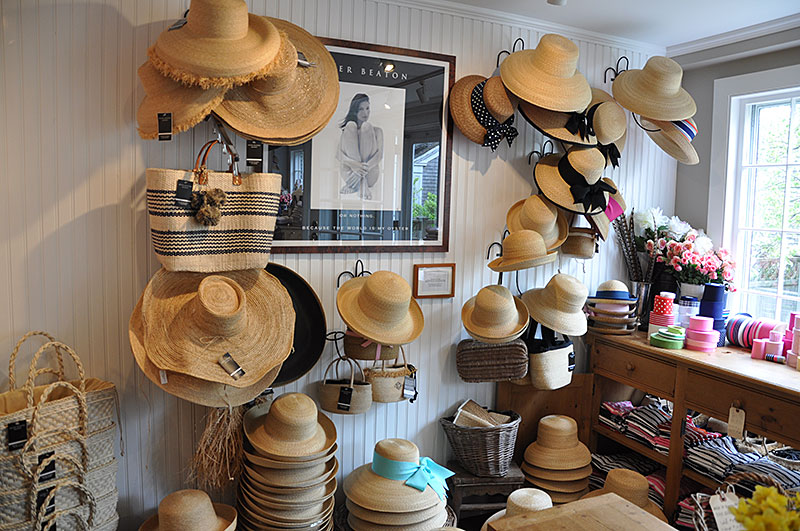 Peter Beaton Hat Studio   Yesterdays Island, Todays Nantucket