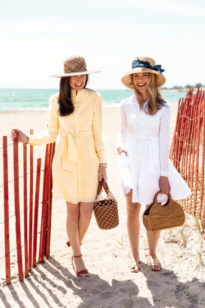 The Summering Dress - Classy Girls Wear Pearls