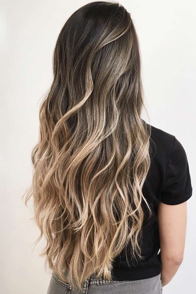 Brown Hairstyles With Highlights 2017 - HairStyles