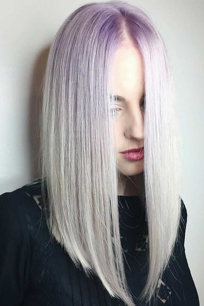 Hair Color 2017 2018 Gray Hair Is Becoming Quite Trendy Thanks To