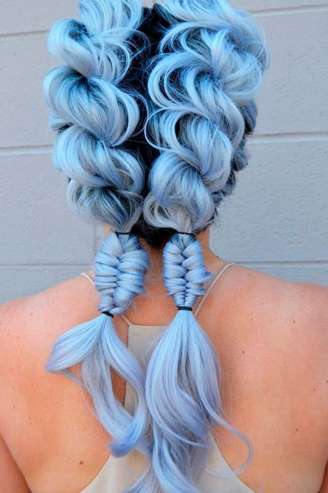 Hair Color 2017 2018 Are You Searching For Cotton Candy Hair Ideas This Bold And Bright Look Is For Flashmode Middle East Middle East S Leading Fashion Modeling
