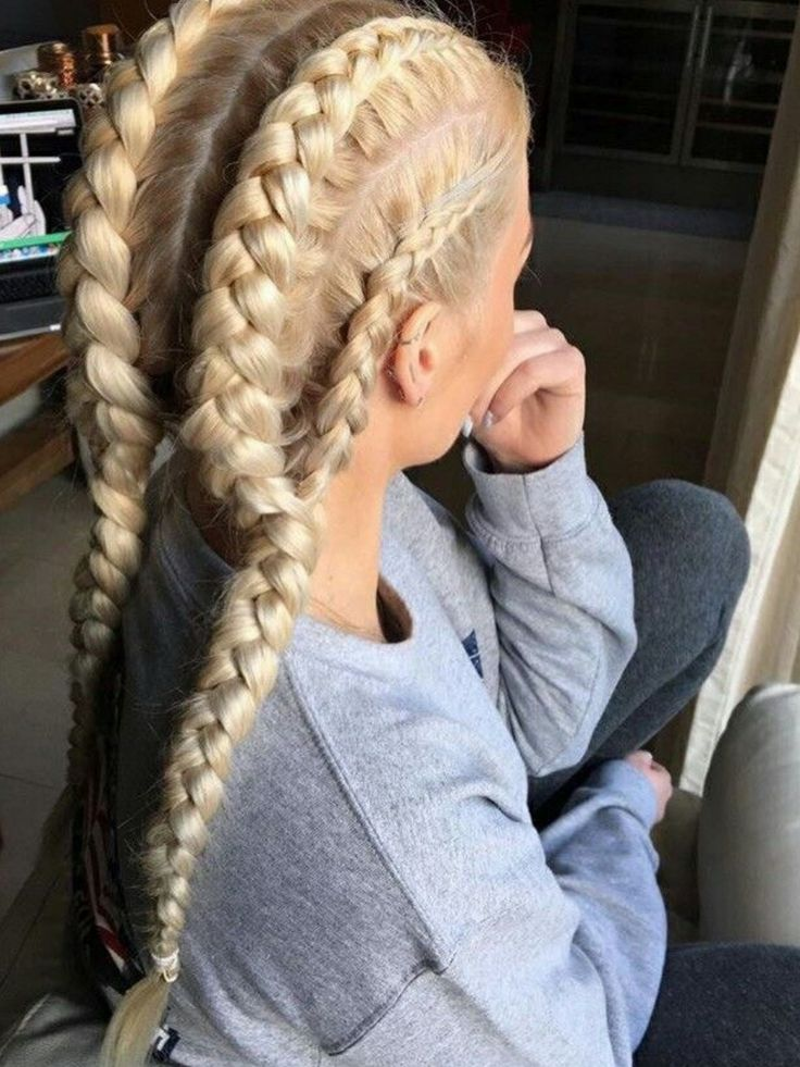 Hair Styles 2017/ 2018 - Trending braids and hairstyles from ...
