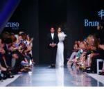 Bruno Caruso at Arab Fashion Week