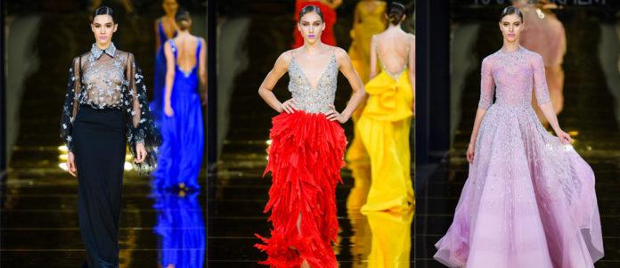 Designer Rani Zakhem shines in Rome