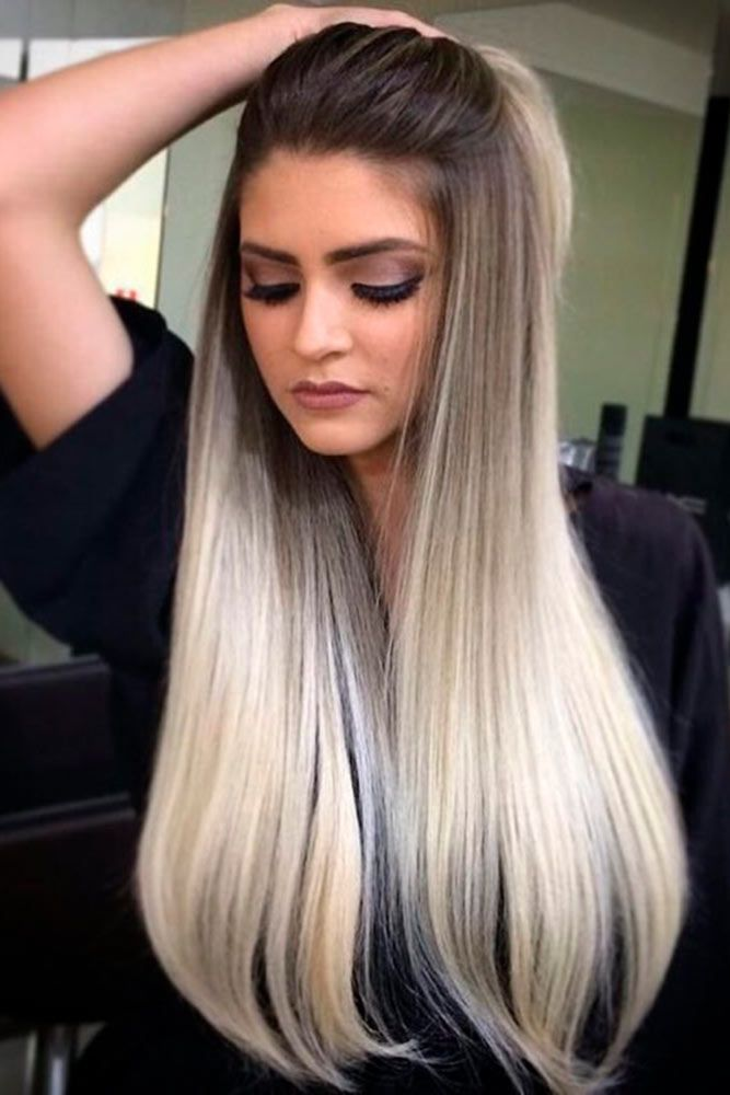 Hair Color 2017 2018 Blonde And Brown Hair Trends