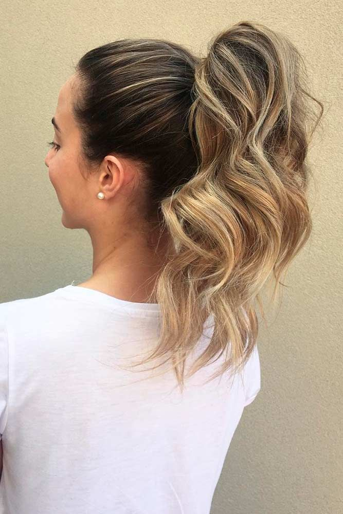 hair-styles-2017-2018-dont-know-how-to-make-your-ponytail ...