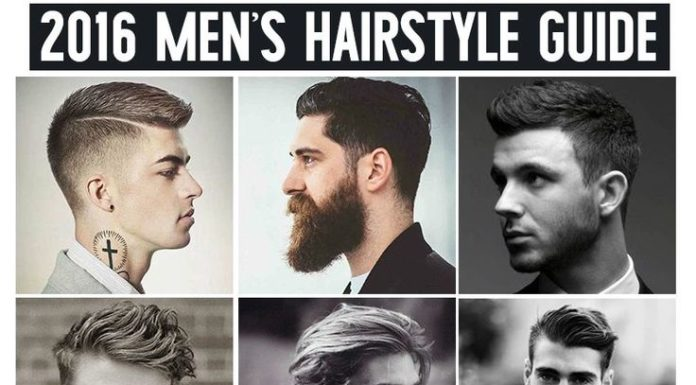 Men Haircuts - 2016 Classic Men\'s Hairstyle Guide ...