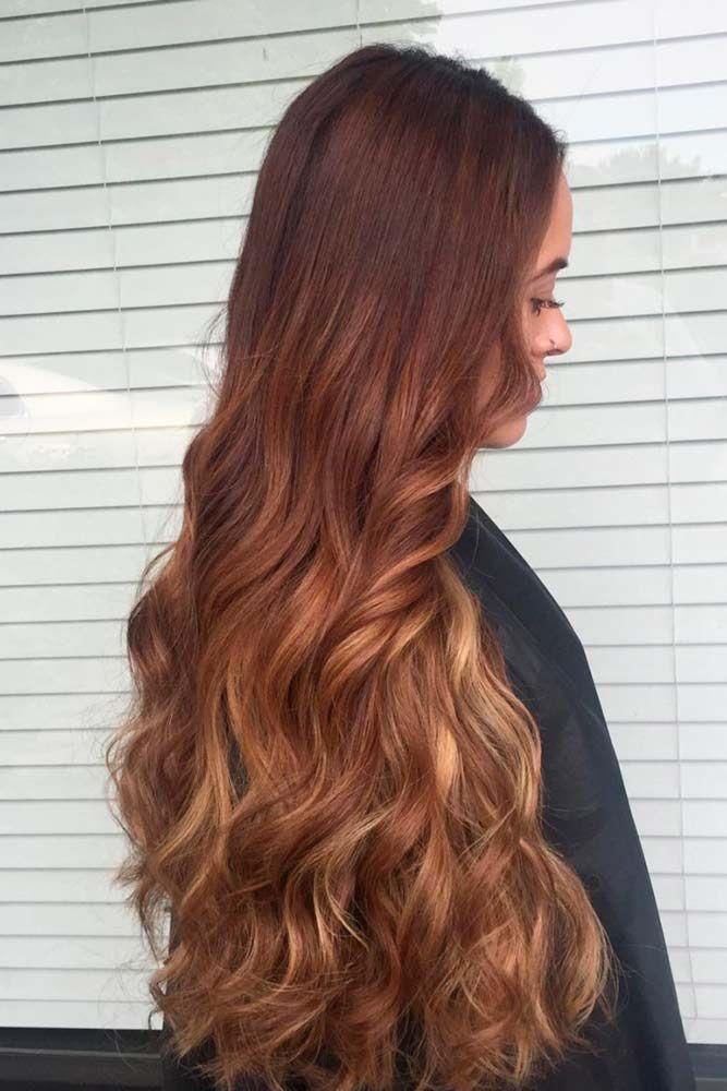 Hair Color 2017 2018 Auburn Hair Is Always Gorgeous From Bold