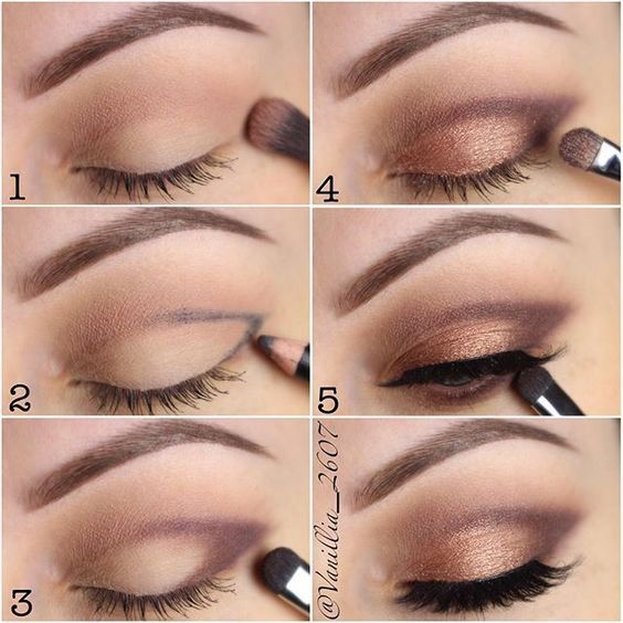 Makeup Ideas 2017 2018 How To Step By Step Eye Makeup Tutorials